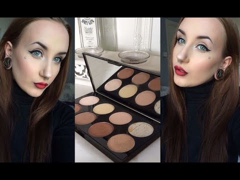 Ultra Cream Contour Palette by Revolution Beauty #7