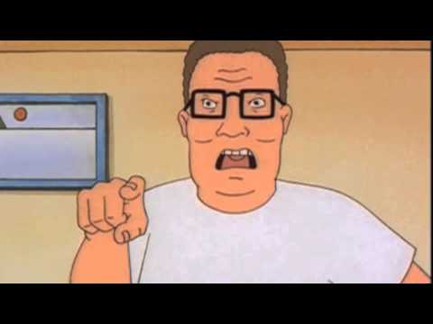 Hank hill cartoon porn