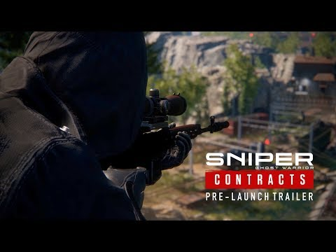 Sniper Ghost Warrior Contracts - Pre-Launch Trailer thumbnail