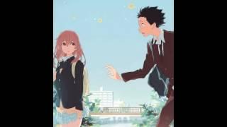 """Video thumbnail of """"Koe No Katachi ED Koi wo Shita no wa"""""""