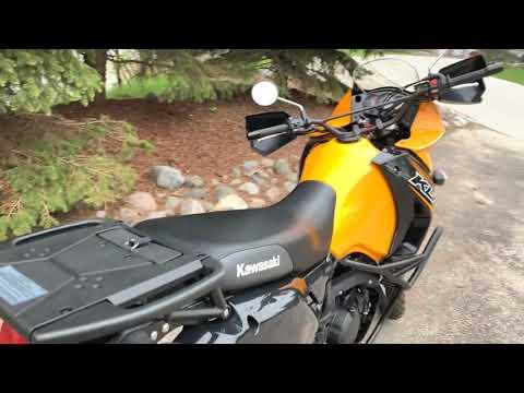 2018 Kawasaki KLR 650 in Muskego, Wisconsin - Video 1