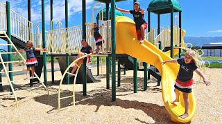 LAST TO LEAVE the Playground Wins $1000!