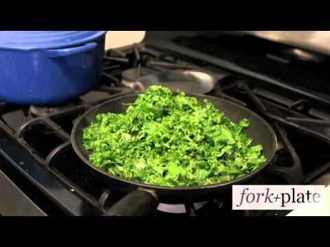 Video How To Cook Kale