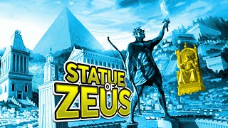 What happened to the STATUE of ZEUS? ⚡️