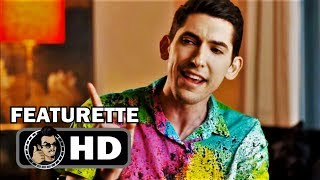 """DIRK GENTLY Season 2 Official Featurette """"Max Landis Vlog"""" (HD) BBC America Comedy Series"""