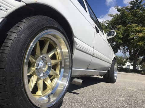 FINALLY NEW RIMS FOR THE B13!!