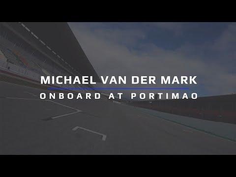 Onboard in Portimao with Pata Yamaha's Michael van der Mark