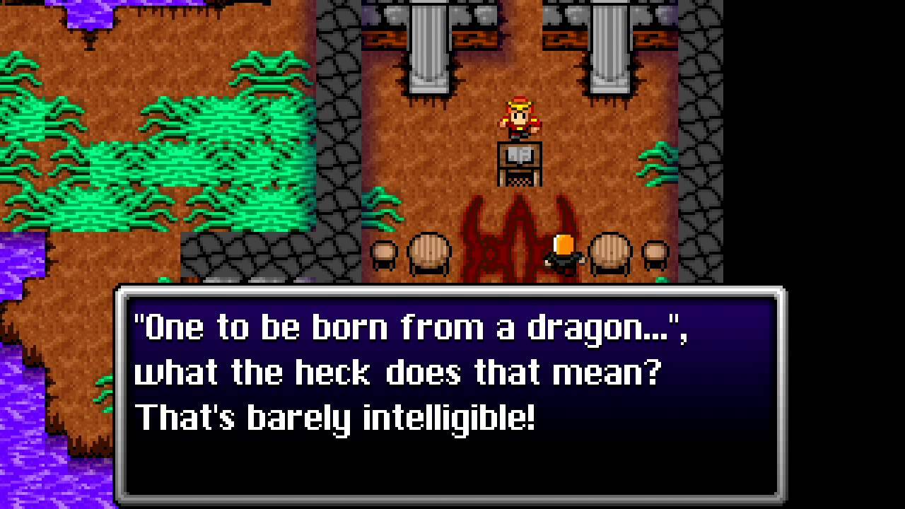 First Dragon Fantasy, Headed For Vita And PS3. We're Just Not Sure When