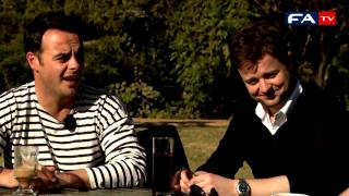 'The morning after the night before' with Ant and Dec