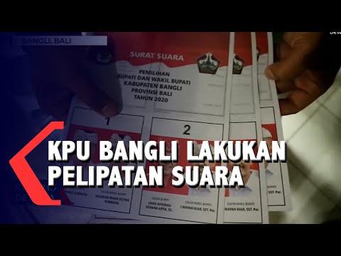 kpu lakukan pelipatan surat suara dengan penerapan prokes