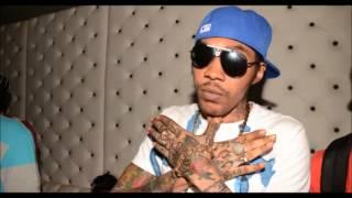 Vybz Kartel ft Gaza Slim   Stop gwan like yuh tuff (REMIX)