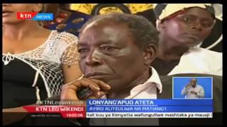 KTN Leo Wikendi: John Lonyang'apuo aibua mjadala kuhusu usimamizi wa chuo kikuu cha Moi