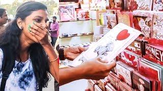 Chennai girls react to love proposal of stranger | DC 172