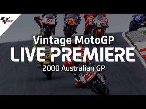 MotoGP 2000年に行われたMotoGP オーストラリアGP レースフル動画