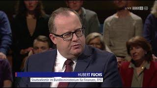 Hubert Fuchs - IM ZENTRUM Steuerreform - 5.5.2019