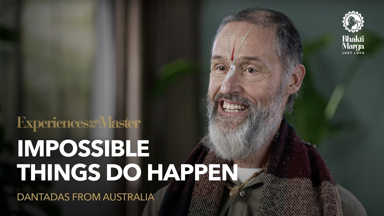 Impossible Things Do Happen | Experiences with the Master
