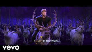 "Jonathan Groff - Lost in the Woods (From ""Frozen 2""/Sing-Along)"