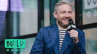 Martin Freeman Speaks On The Film, Ghost Stories