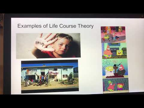 Life Course Theory Of Criminality - YouTube