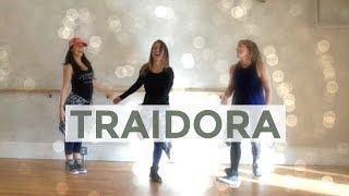Traidora (feat. Marc Anthony), Gente de Zona - Carolina B (ft. Michele DeCarlo and Amanda O'Neill)