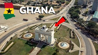 Accra Ghana IS NOT WHAT YOU THINK! Whats inside?