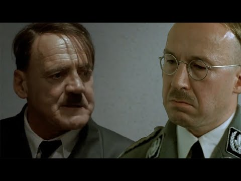 Hitler Finds Out Himmler Is Killing the Jews