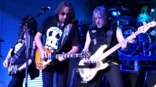 Ace Frehley - Snow Blind LIVE [HD] 1/20/17