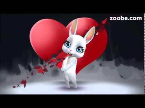 Zoobe Зайка Ты красива и одинока?