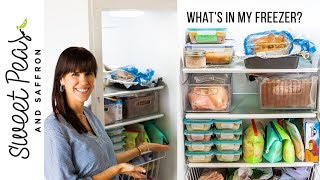 What's in my Freezer? | Plastic-Free Ideas, Freezer Meals, Things You Didn't Know You Could Freeze