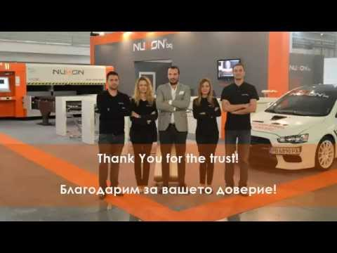 Nukon at International Technical Fair Plovdiv 2015