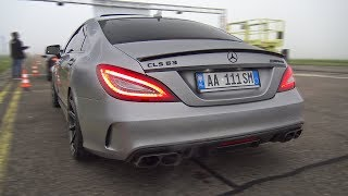 Supercars Accelerating LOUD! BRABUS 850, GT3, M5, M6, RS6, GT-R & More!