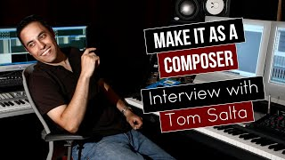 Big Endorsement for Universal Audio from Game Composer Tom Salta