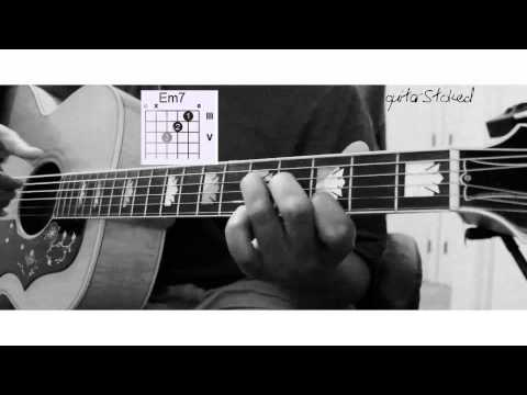 JAY Z - Oceans Guitar Tutorial with chords (Feat. Frank Ocean)