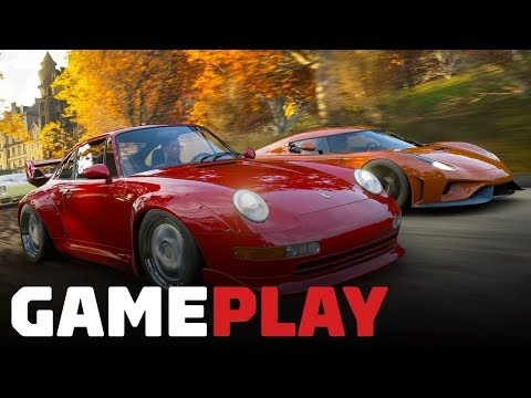 Forza Horizon 4 Gameplay Showcase