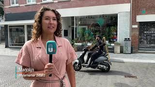 Rondom Os – Gepimpte fietsen fleuren straatbeeld op