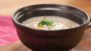 Chicken Sweet Corn Soup   Sanjeev Kapoor Khazana