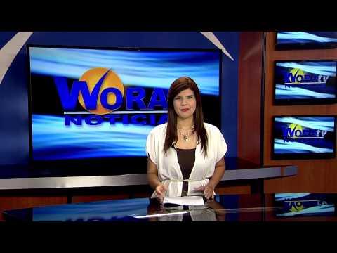 WORA-TV Noticias 3 Noviembre 2014