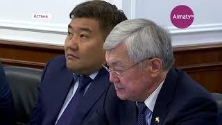 Заседание правительства: сбор урожая, дефицит сахара, развитие Астаны (18.09.18)
