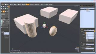 Using MODO with 3ds Max: Creating Primitives