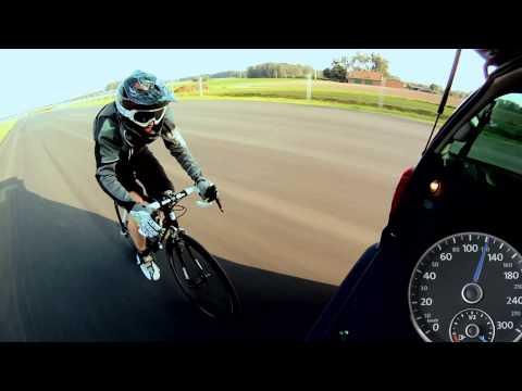 Récord velocidad bicicleta