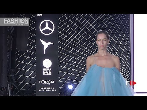 DAVID LAPORT Highlights MBFW 2019 Ibiza - Fashion Channel