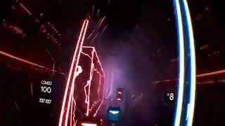 Watch me fail  Beat Saber gameplay