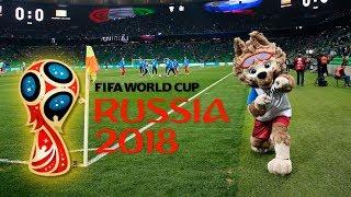 ПОЕМ ПРО ФУТБОЛ ВМЕСТЕ // FIFA WORLD CUP RUSSIA 2018
