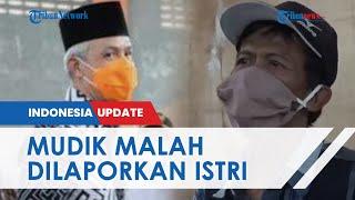 Ganjar Pranowo Ngakak Dicurhati Warga Mudik demi Istri, Malah Dilaporin ke RT dan Harus Karantina
