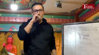 Basics On Himalayan Buddhist Art By Tulku Jamyang. |  Class - 2  |  Tashi Television