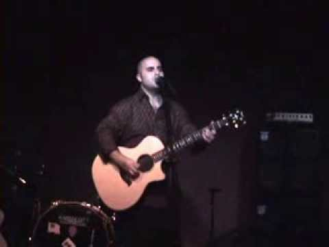 Pete Scafidi Lullaby (Life Has Begun) Live