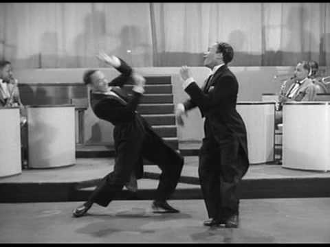 "Cab Calloway and the Nicholas Brothers In ""Jumpin' Jive""!"