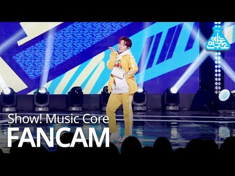 [예능연구소 직캠] Roh Tae Hyun - I Wanna Know, 노태현 - I Wanna Know @Show Music Core 20190202