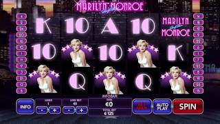 Marilyn Monroe Slot Demo