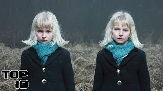 Top 10 Scary PSYCHIC Twin Stories